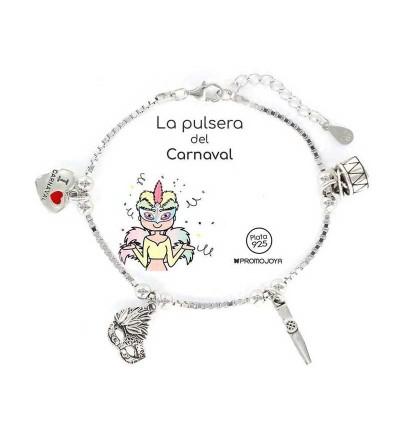 Pulsera Carnaval