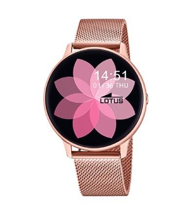 Reloj Smartwatch lotus