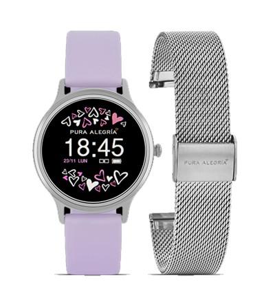 Smartwatch Pura Alegria PA0006/2