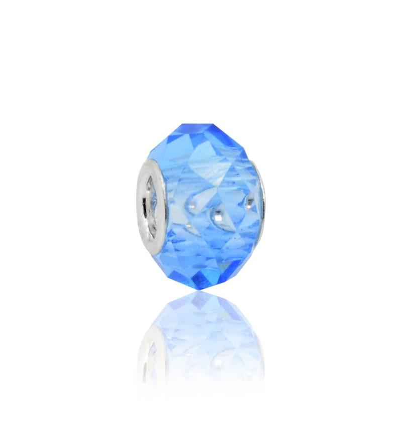 Charms Cristal Azul