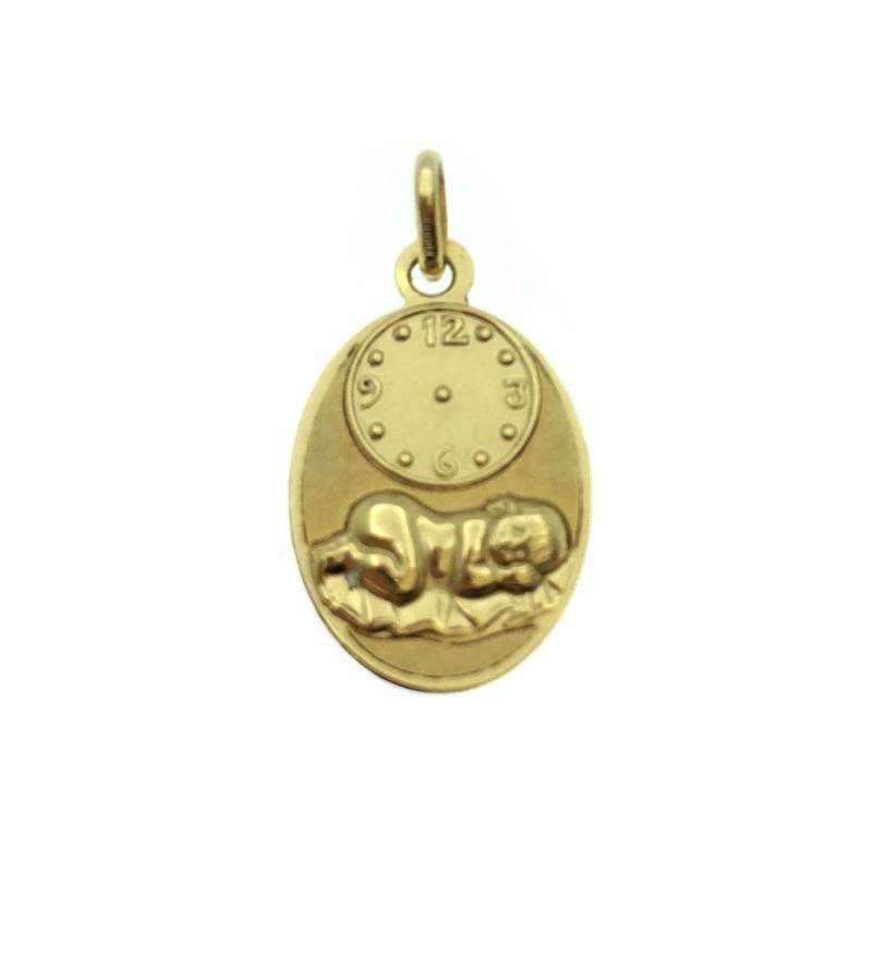 Medalla hora niño