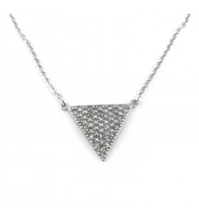 Gargantilla Triangulo