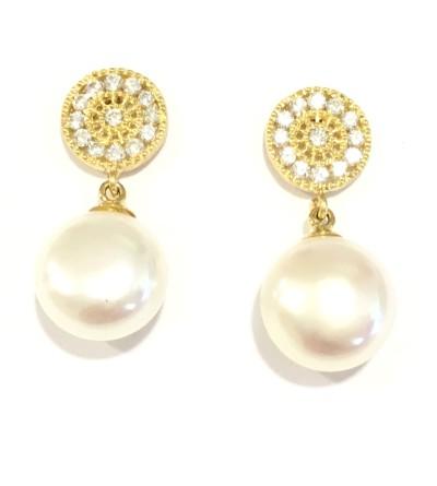 Pendeintes Perlas