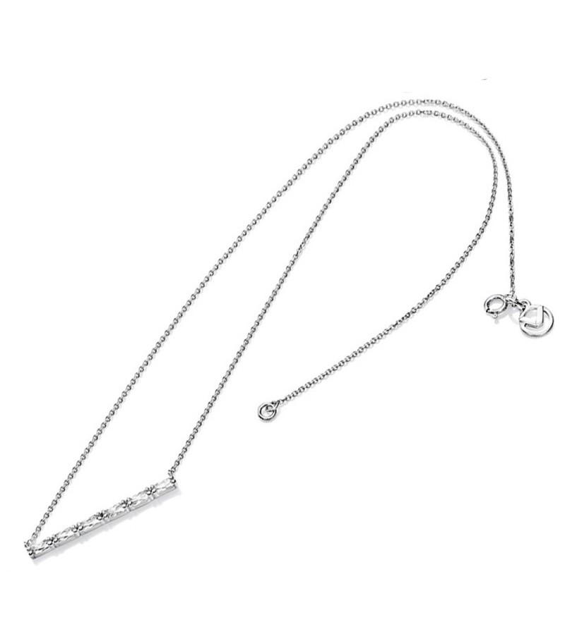 Collar Viceroy plata