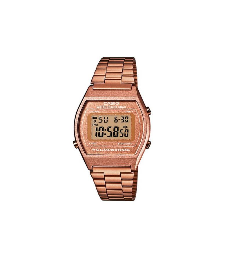 Reloj Casio Chapado Rosa