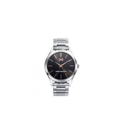 Reloj Acero Mark Maddox
