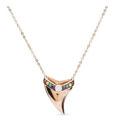 Collar Nir Rosa Luxenter