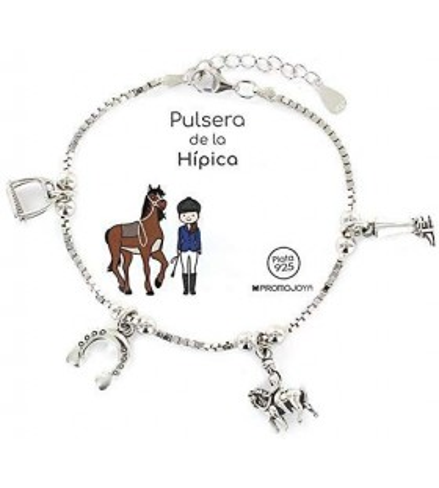 Pulsera Hipica