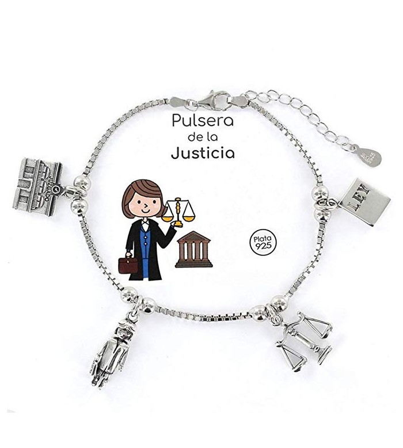 Pulsera Justicia