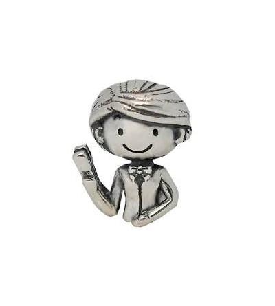 Abalorio plata