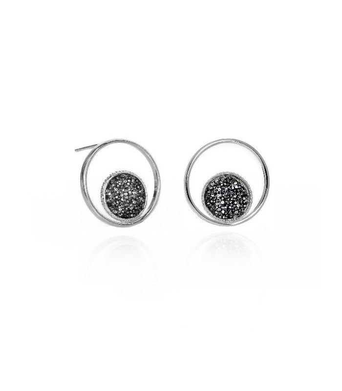 Pendientes Chiss Crystal