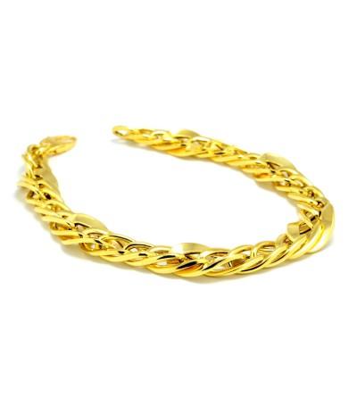 Pulsera oro