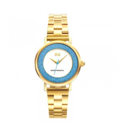 Reloj Acero y Dorado
