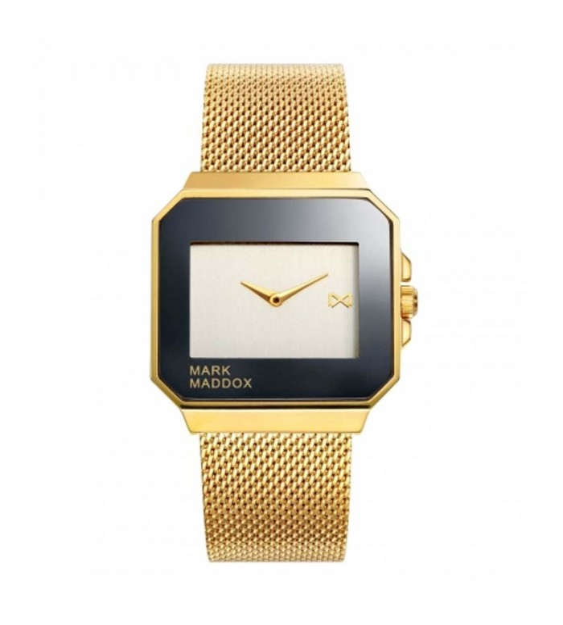 Reloj Acero Dorado