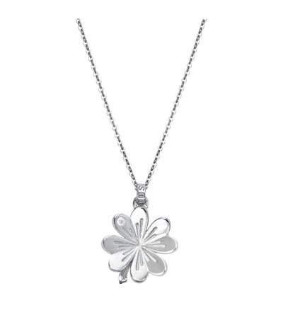 Collar Lotus Silver