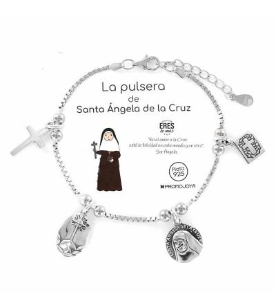 Pulsera Santa Angela de la Cruz