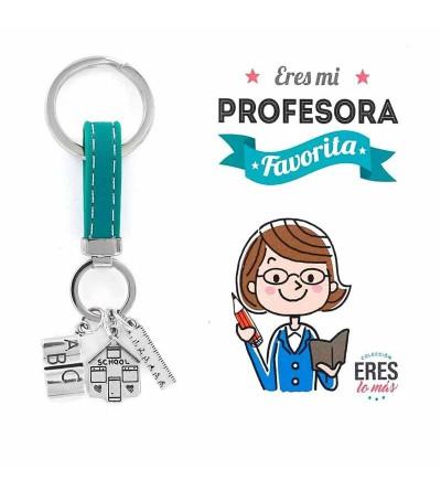 Llavero Eres mi Profesora Favorita